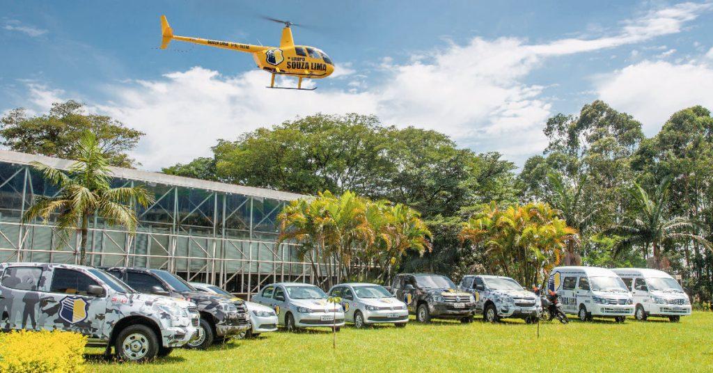 Empresa de Segurança que mais cresce no Brasil