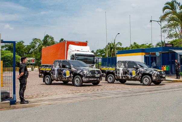 Segurança em Logística e Transportadoras
