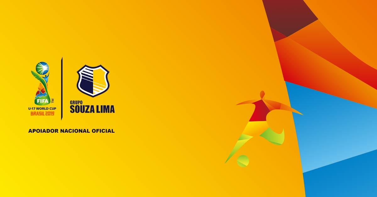 Apoiador Oficial Sub-17 FIFA 2019