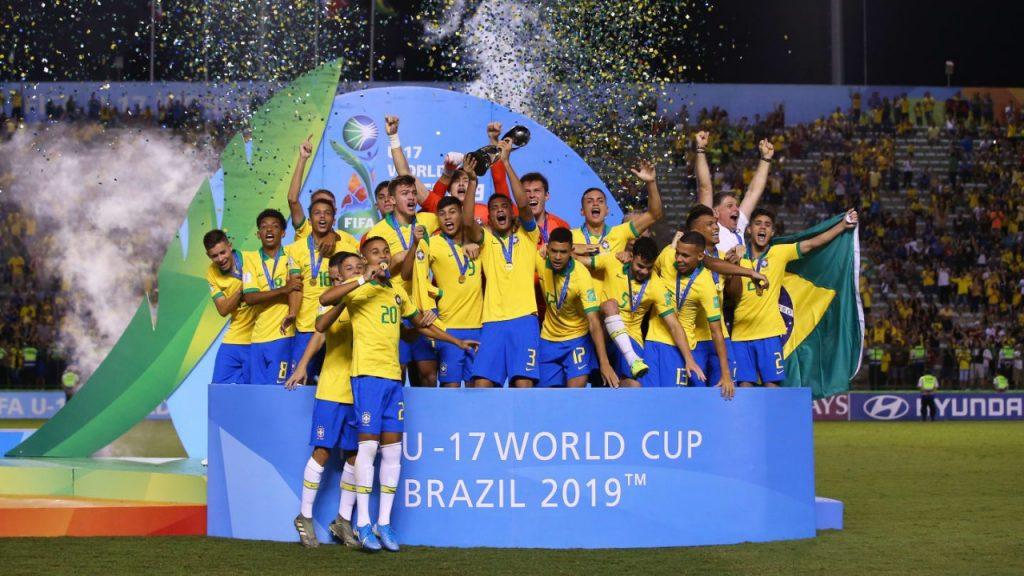 Seleção Brasileira Tetra