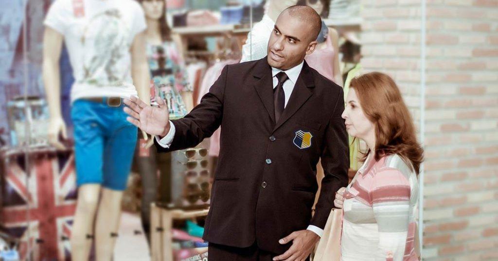 Segurança em Shoppings