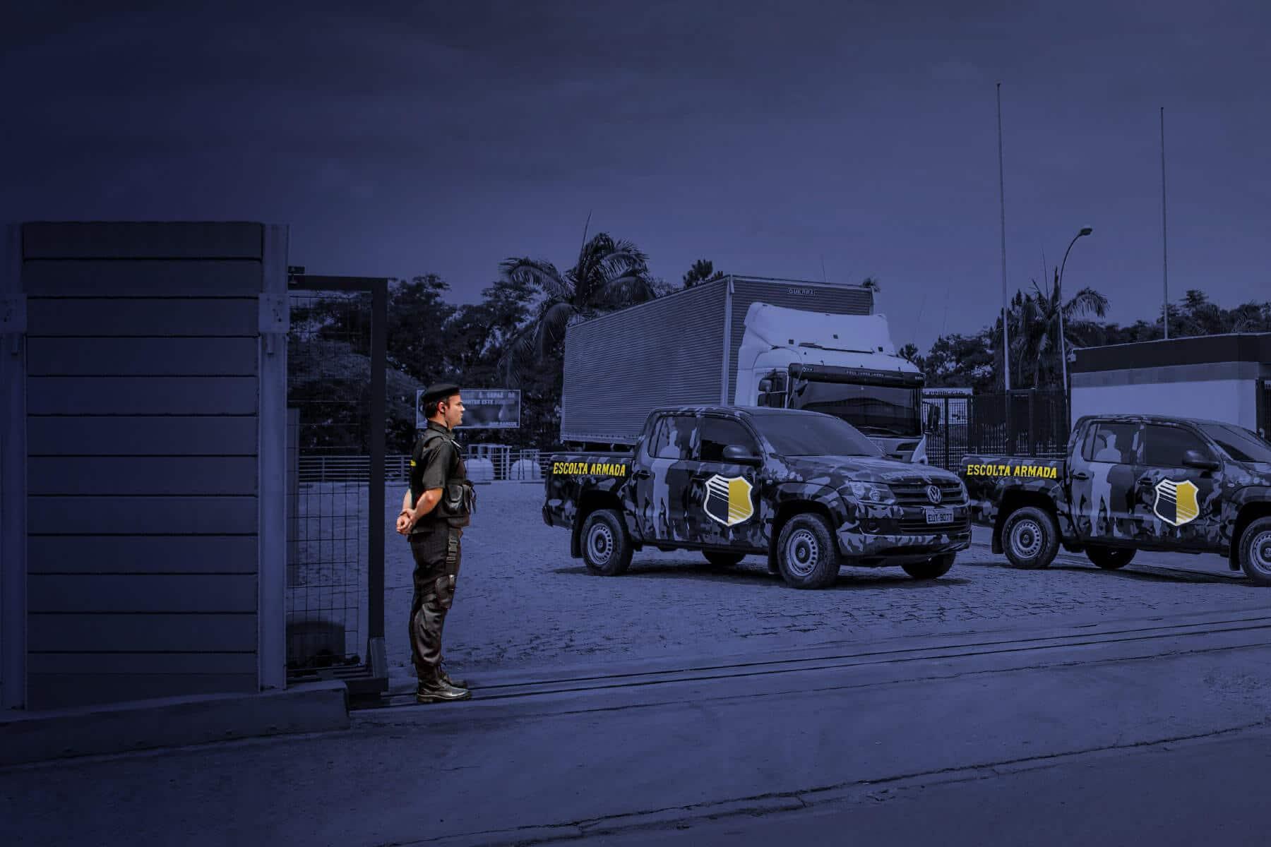 Escolta Armada Segurança Privada