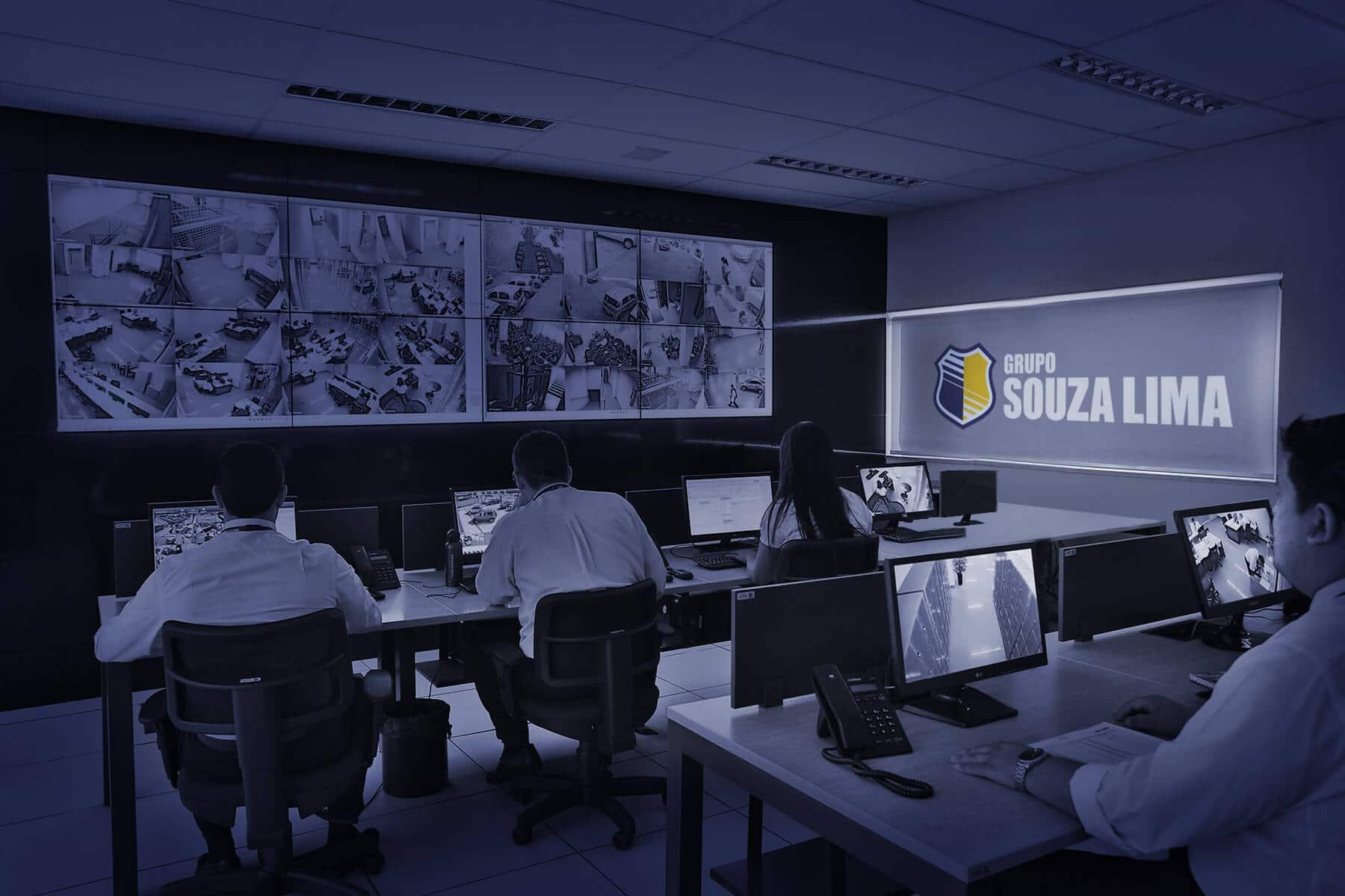 Segurança Eletrônica e Monitoramento