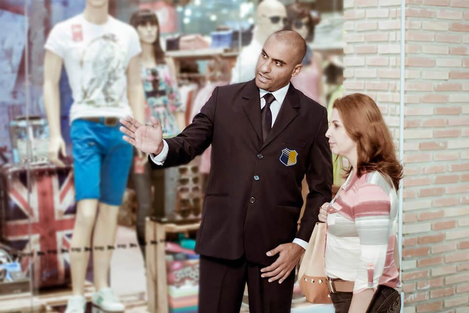 Segurança Patrimonial em Shoppings