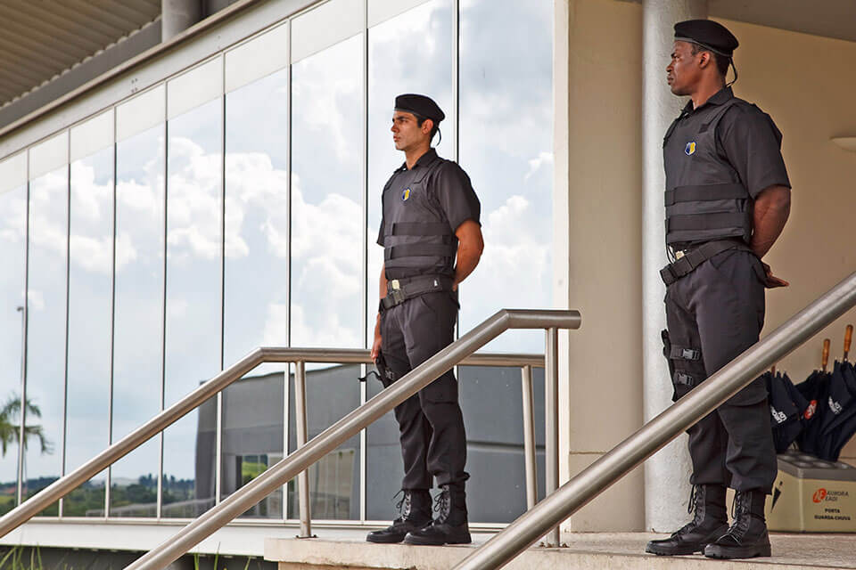 Serviços Profissionais de Segurança