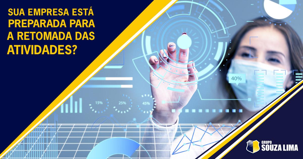 Retomada Atividades Souza Lima