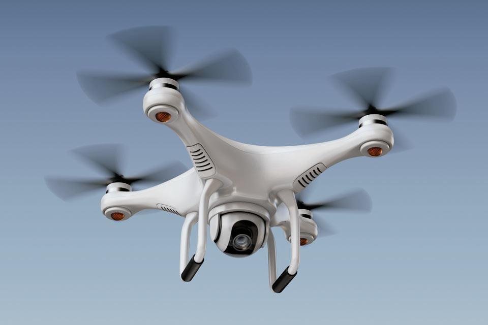 Drones Monitoramento